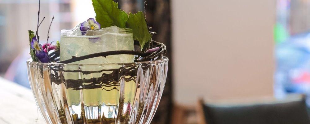 Cocktail Lilla E:ssä