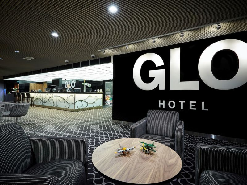 GLO Airport has the best and most comfortable location at Helsinki-Vantaa Airport