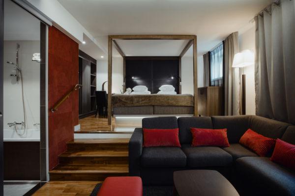 GLO Sviitti tarjoaa mahdollisuuden nauttia juhlahetkistäsi ylellisessä ilmapiirissä tai tuoda luksusta arjen ja työkiireiden keskelle