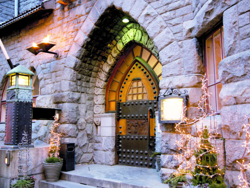 GLO HOTEL ART IS A CHARMING LIFESTYLE HOTEL BUILT AROUND A CENTURY-OLD ART NOUVEAU CASTLE.