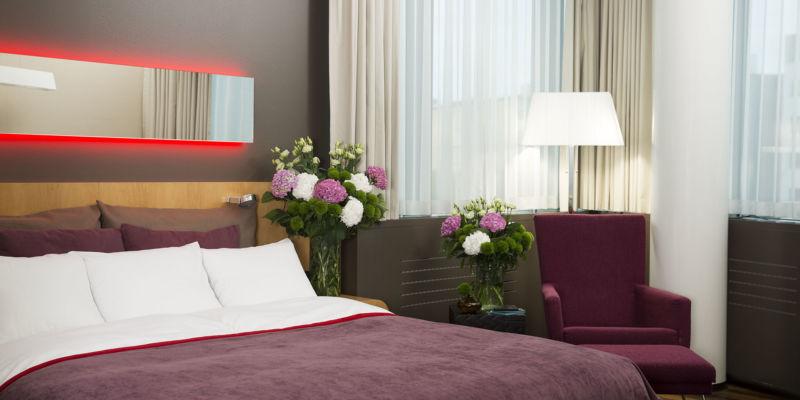 Tunnelmallisessa GLO Hotel Sellossa viihdyt erinomaisesti - olit sitten liikematkalla tai viettämässä laadukasta vapaa-aikaa perheesi kanssa.