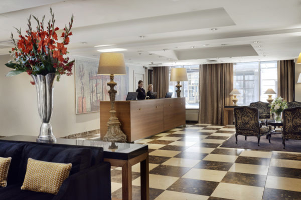 Hotel Haven tarjoaa korkealuokkaista palvelua ja eurooppalaista ilmapiiriä Helsingin Kauppatorin miljöössä
