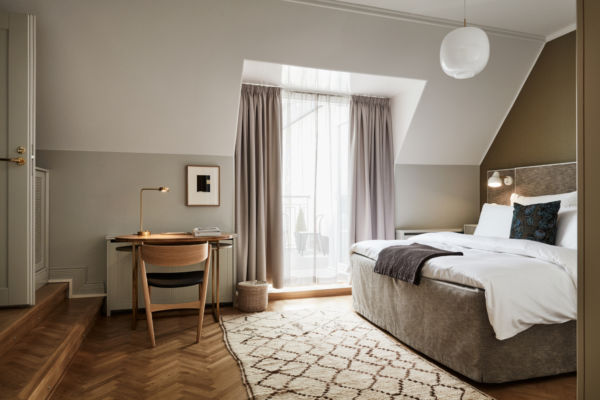 Experience the Helsinki city center and its surroundings in a unique way. Hotel St. George represents a new chapter in the story of luxury hotels.