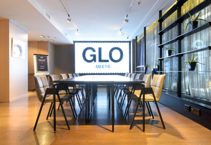 Glo Hotel Kluuvi Meets Video Wal