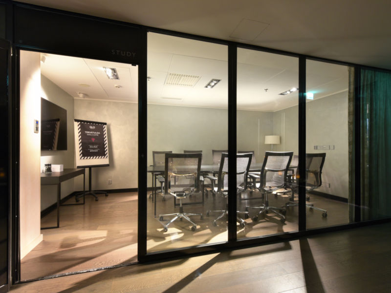 Glo Hotel Kluuvi Meets Study