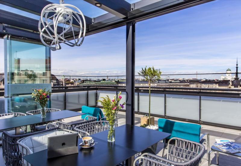 Hotel Klaus K Sky Terrace