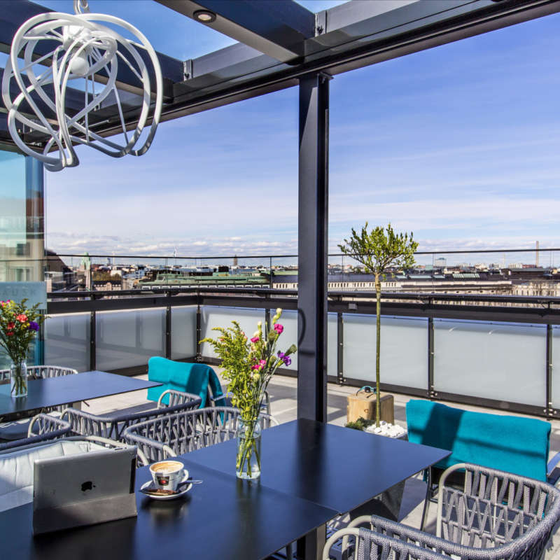Outstanding Hotel Balconies With Most Stunning View In The ...