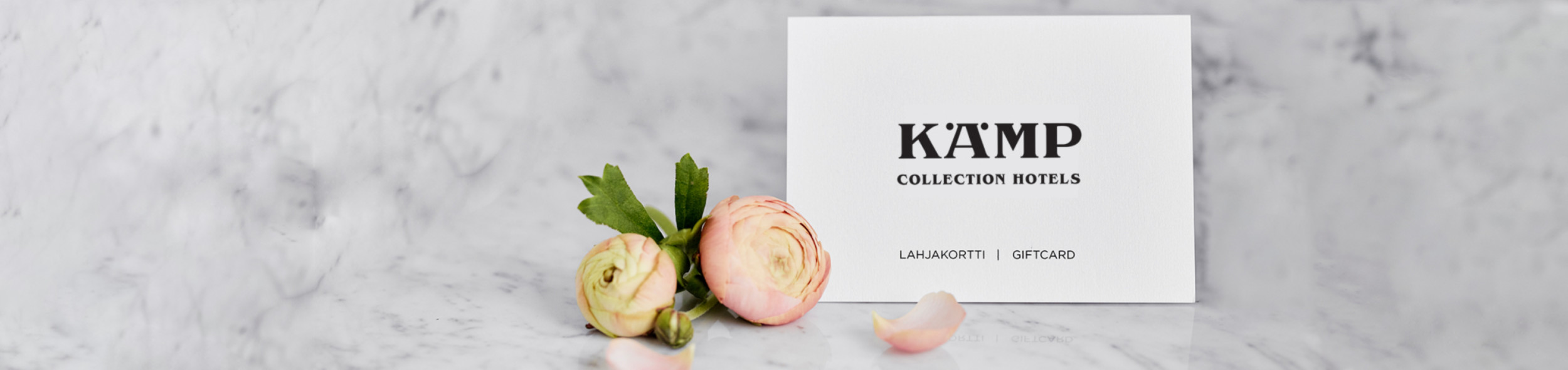 Kämp Collection Hotels Giftcard
