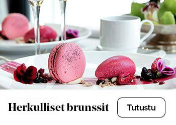 Brunssit Helsingissä